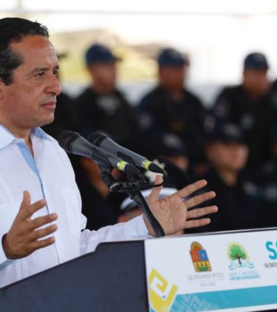 OPINIÓN | Carlos Joaquín Gobernador de Quintana Roo a nueve meses de ejercicio |Por Raúl Caraveo Toledo