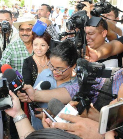 Dice Carlos Joaquín que no darán tregua al combate de la corrupción e impunidad