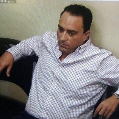 EXPULSA PRI A ROBERTO BORGE: Tras ser detenido en Panamá, decide Comisión de Justicia echar al ex Gobernador de QR