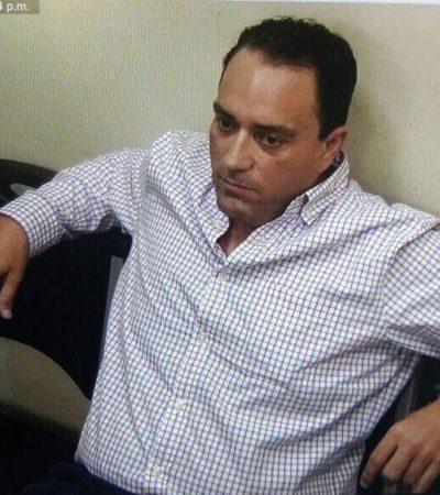 ALERTA | DETIENEN A BORGE EN PANAMÁ: Capturan al ex Gobernador un año después de la derrota del PRI en Quintana Roo