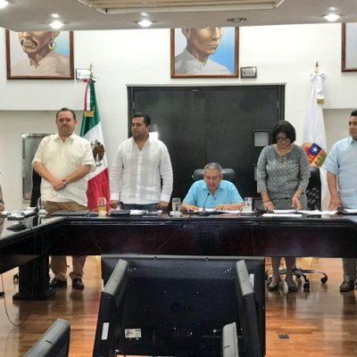 Designa Comisión Permanente a Manuel Palacios Herrera como Auditor interino de Quintana Roo
