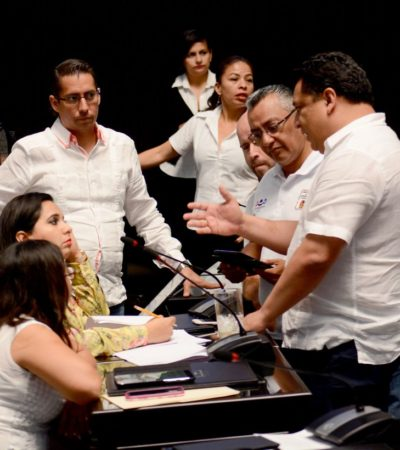 No reabrirá el Congreso el tema de la latitud 21 entre Puerto Morelos y Benito Juárez