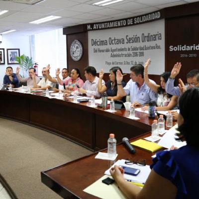 Aprueba Cabildo de Solidaridad acciones para promover la participación ciudadana en temas de transparencia