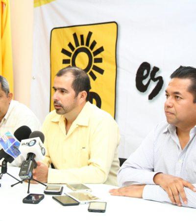 """Llama PRD a ayuntamientos a avalar la eliminación del fuero porque """"es un reclamo de la sociedad"""""""