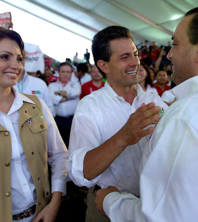 ATERRIZARÁ 'LA GAVIOTA' EN COZUMEL: Esperan a la Primera Dama y a 2 de sus hijas para pasar el fin de semana en la Quinta Maya