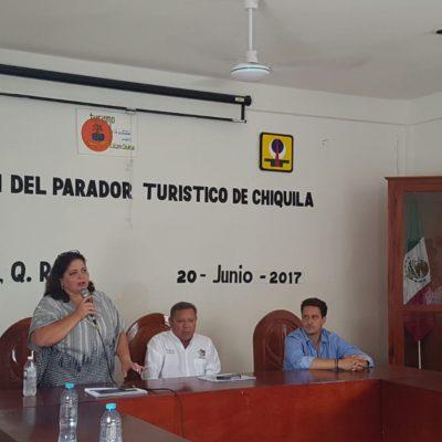 Presentan proyecto 'Parador Turístico' para impulsar desarrollo de la región Chiquilá-Holbox
