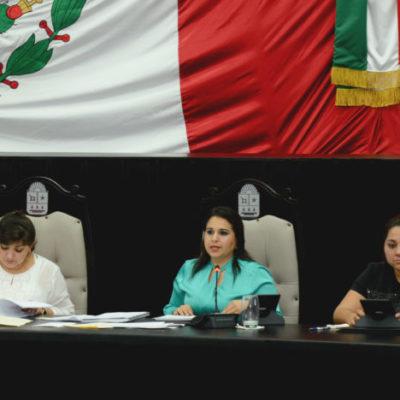 CLAUSURAN PERIODO ORDINARIO: Concluye periodo de sesiones con un Congreso más ciudadano: Mayuli Martínez