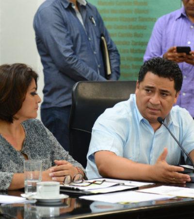 Convocan a senadores quintanarroenses a reunión de trabajo sobre conflicto limítrofe
