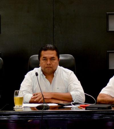 Cita Congreso a comparecer a Juan Pablo Guillermo, ex titular de Sefiplan