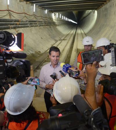 Acusan a Peña Nieto de condenar al fracaso investigación sobre espionaje por amenazar a las víctimas