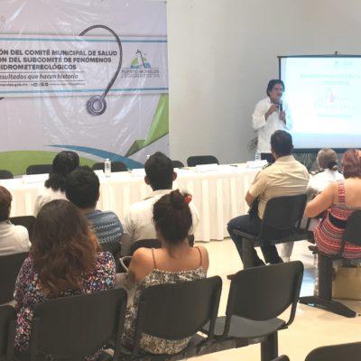 Busca Puerto Morelos certificación como municipio promotor de la salud