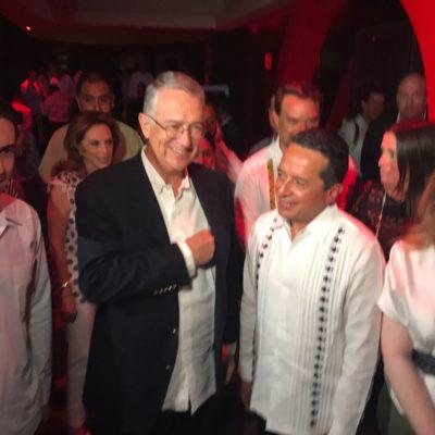 Dice Carlos Joaquín que hay que evitar que el ex Gobernador Borge salga pronto para que pague sus delitos
