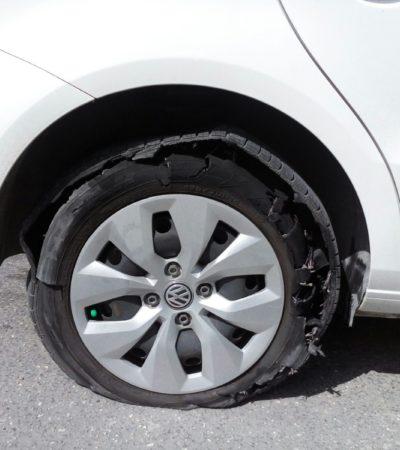 TAXISTAS HACEN DE LAS SUYAS EN PLAYA: 'Chafiretes' amedrentan a conductor particular al confundirlo con un Uber