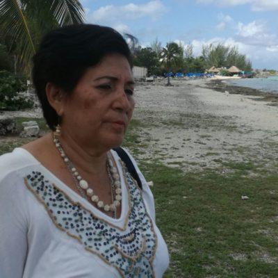 Cuestiona Álvarez Chulim a Alcaldesa por construcción de muelle en área protegida de Cozumel