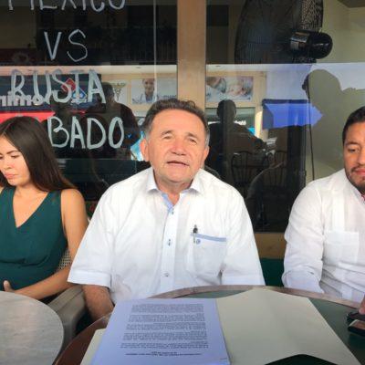 """""""ESTÁ QR ANTE EL SERIO PELIGRO DE VOLVER A SER ATRACADO"""": Acusa Morena al 'Gobierno del Cambio' de construir el andamiaje legal para hipotecar tierras y protegerse las espaldas"""