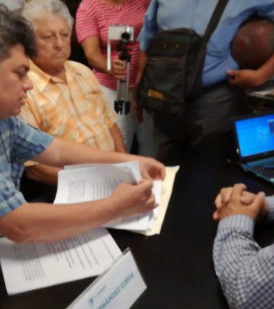 Insiste regidor en plebiscito para Perla Tun en Cozumel