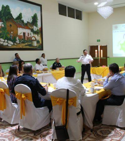 Conviene a Quintana Roo el mando único: Jesús Zetina