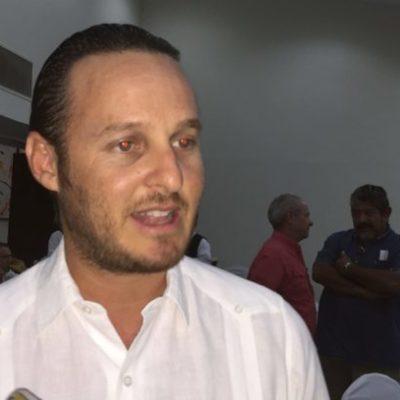 """""""YA HABRÁ MOMENTO DE DEFINIR"""": Admite Frank López interés por participar en la contienda electoral del 2018"""