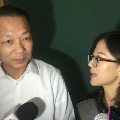 Ven chinos oportunidad de competencia en Cancún