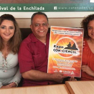 Anuncian 'Expo Conciencia 2017' en Cancún