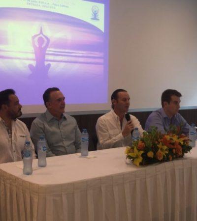 CELEBRARÁN DÍA INTERNACIONAL DE YOGA: Promueven a Cancún como destino cultural