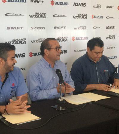 Va en crecimiento el sector automotriz y aterrizan nuevas empresas en Quintana Roo