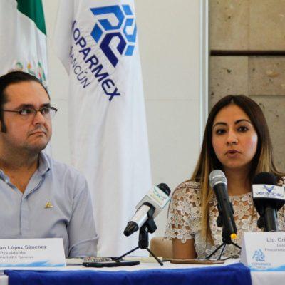 Dice Coparmex que hay señales positivas que apuntalan la economía mexicana
