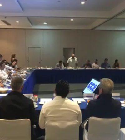 Trabaja CCE en resolución para destrabar el PDUde Cancún