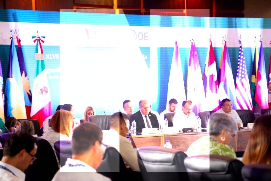 Venezuela, crimen y corrupción, de los principales temas a debatir en la Asamblea de la OEA