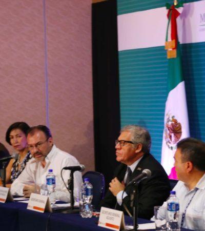 Dice Videgaray que México permanece abierto al escrutinio y observación internacional