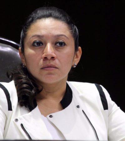 Diputada Ivanova Pool se apunta para el 2018 aunque reconoce que aún no tiene su futuro definido