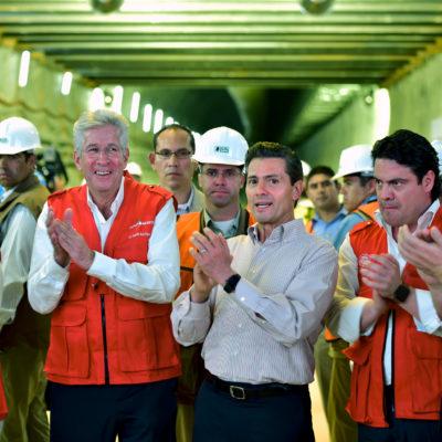 Dice Peña Nieto que también él se ha sentido espiado y anuncia que procederá contra quien acusaron a su gobierno de hacerlo