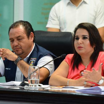 Roberto Borge responderá por el daño al patrimonio de los quintanarroenses: Mayuli Martínez Simón