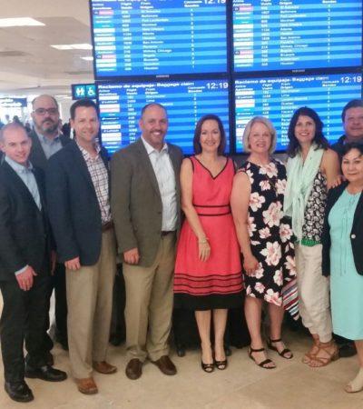 Inaugura aerolínea Southwest nuevo vuelo directo diario entre Florida y Cancún
