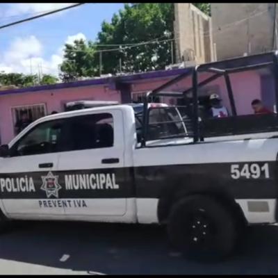 Se derrumba techo y aplasta a una mujer en Cancún