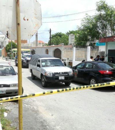 Hallan a hombre muerto en una cuartería de Cozumel