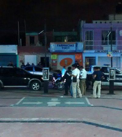 BALEADO EN CIUDAD NATURA: Hombre herido es trasladado al hospital tras confuso incidente en Cancún