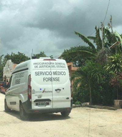 EJECUTAN A UN HOMBRE EN COLONIA IRREGULAR DE CANCÚN: Matan a balazos a una persona en 'El Milagro'