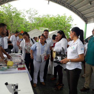 Inician labores de 'Médico en tu Casa' en Solidaridad