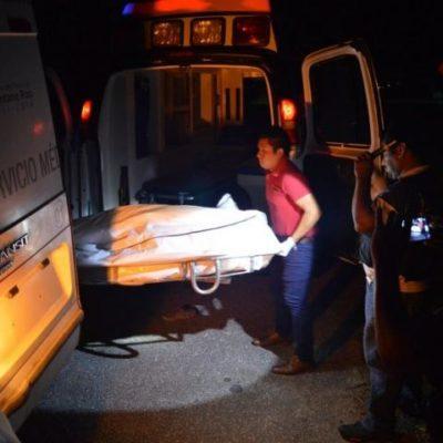 OTRO ASESINATO EN LIMONES: Ejecutan a mujer frente a su casa