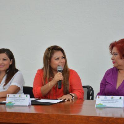 Firma convenio comuna de Tulum con el INAPAM para dar apoyos a adultos mayores