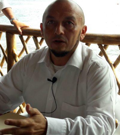 Convoca regidor a ciudadanos a la 'autodefensa' en Cozumel