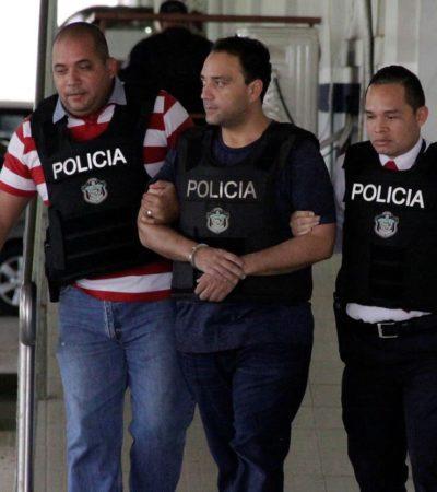 SALE 'BETO' DE LA CÁRCEL… POR UNAS HORAS: Trasladan a Roberto Borge para revisión médica