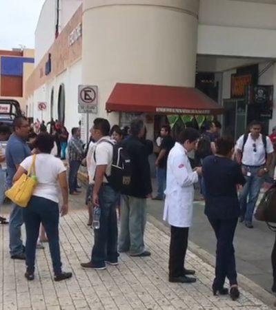 FALSA AMENAZA DE BOMBA EN PLAZA LAS AMÉRICAS: Desalojan centro comercial por reporte de presunto artefacto explosivo; autoridades investigan