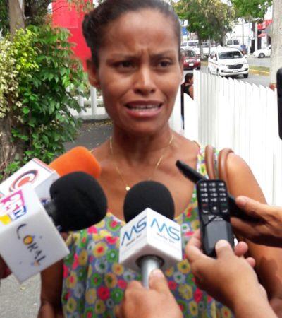 """NO ME VOY A CALLAR, PERLA"": Presidenta de Canirac en Cozumel ve robos en su contra como un intento para que deje de criticar a la Alcaldesa"