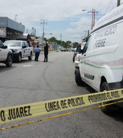 ATACAN FUNERARIA EN CANCÚN: Matan a balazos a embalsamador y lo vinculan con la muerte de Héctor Casique