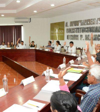 Aprueba Cabildo de OPB iniciativa contra la corrupción