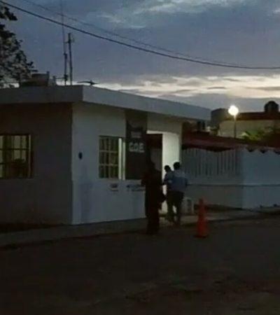 OTRO ATAQUE A CASETA DE POLICÍA EN COZUMEL: Disparan en la madrugada contra instalaciones oficiales en la colonia 'Chen-tuk'