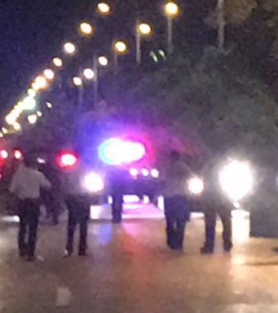 ALERTA | BALAZOS EN EL CORAZÓN DE CANCÚN: Enfrentamiento entre policías y militares con presuntos sicarios en el Ceviche; reportan heridos y al menos 4 presuntos sicarios detenidos