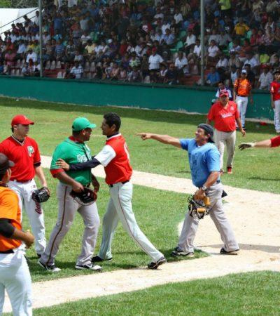 MAYAS CONTRA BRONCOS, EL CLÁSICO DE QR: Mañana domingo, partido de la Liga Quintanarroense de Beisbol
